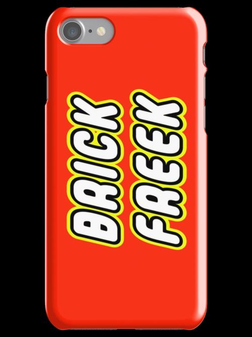 BRICK FREEK  by Customize My Minifig