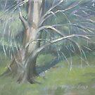 Tree Study by Linda Eades Blackburn