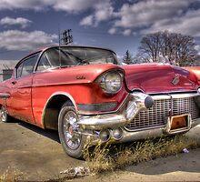 Classic Cadillac  by Rob Hawkins