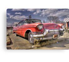 Classic Cadillac  Metal Print