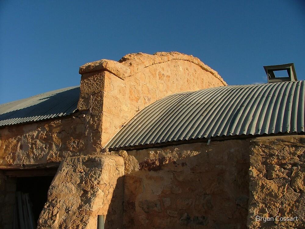 Cordillo Roof by Bryan Cossart