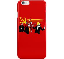 The Communist Party (original) iPhone Case/Skin