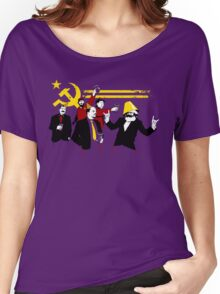 The Communist Party (original) Women's Relaxed Fit T-Shirt