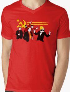 The Communist Party (original) Mens V-Neck T-Shirt