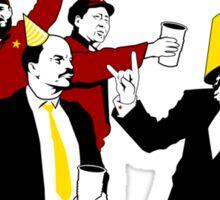 The Communist Party (original) Sticker