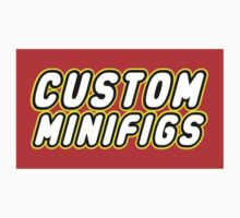 CUSTOM MINIFIGS Kids Clothes