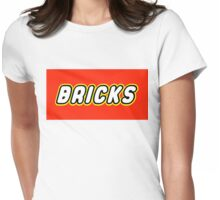 BRICKS Womens Fitted T-Shirt