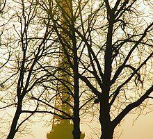 Romantic Paris by Kalena Chappell