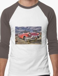 Classic Cadillac  Men's Baseball ¾ T-Shirt