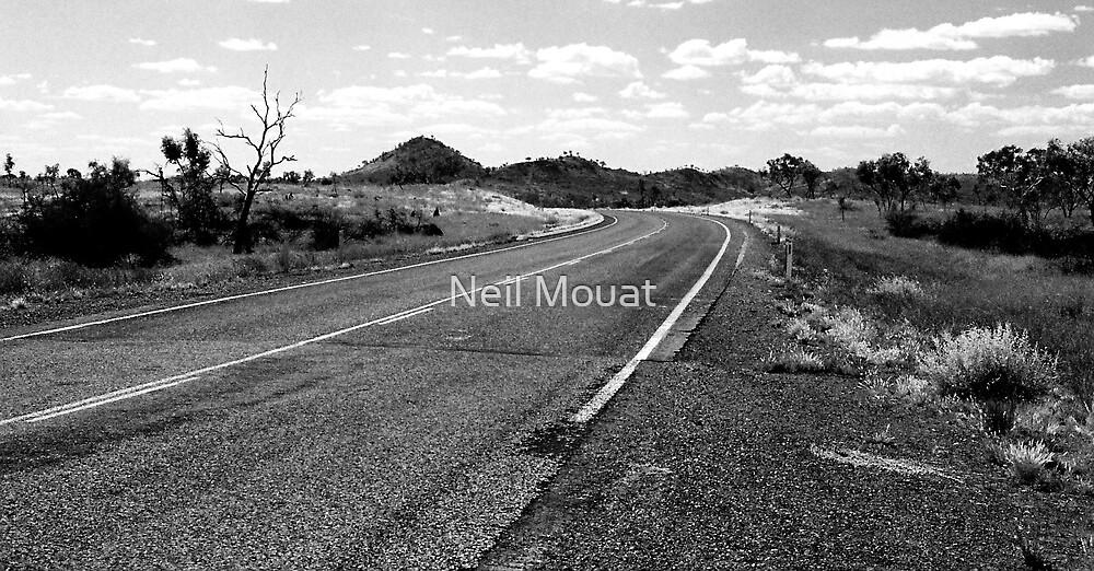 road side by Neil Mouat