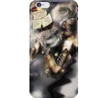 Lights from the Sea [ Fantasy Figure Illustration ] iPhone Case/Skin