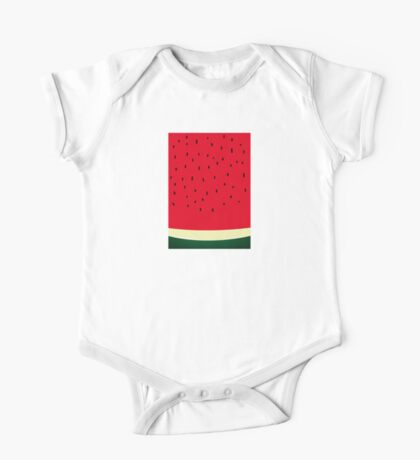watermelon One Piece - Short Sleeve