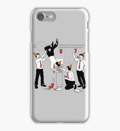 Office Party iPhone Case/Skin