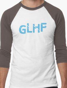 Good Luck Have Fun Men's Baseball ¾ T-Shirt