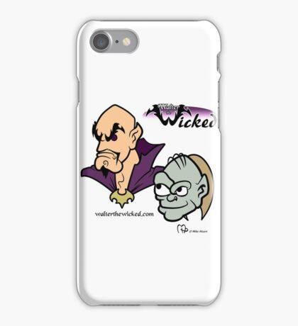 Walter the Wicked & Smeagor! iPhone Case/Skin
