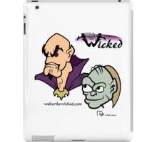Walter the Wicked & Smeagor! iPad Case/Skin