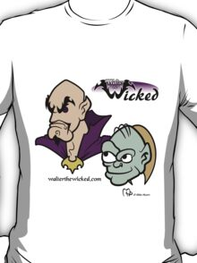 Walter the Wicked & Smeagor! T-Shirt