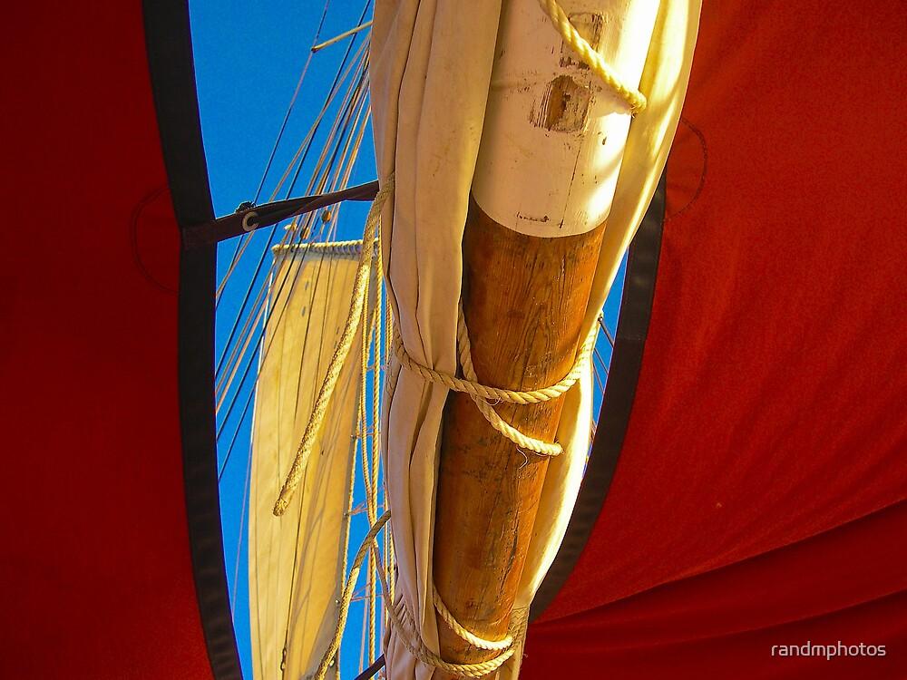 Under The Mast by randmphotos
