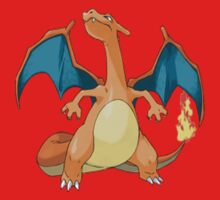 Charizard by Pamajxd3