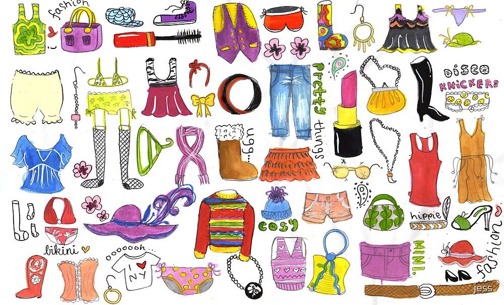 fashion. by jess