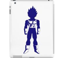 Warrior (blue) iPad Case/Skin