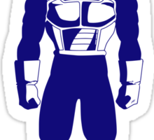 Warrior (blue) Sticker