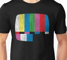 Test Pattern Unisex T-Shirt