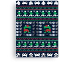 Games of Christmas Past Canvas Print