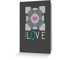 Portal | True Love Greeting Card