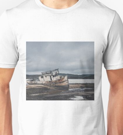 The mystery in oceans deep Unisex T-Shirt