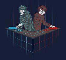Techno TRONic by Tom Burns