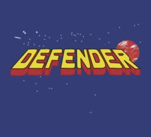 Arcade Classic - Defender. by cubicspin
