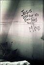 Jesus died.... by Juilee  Pryor