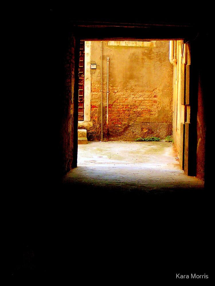 Venetian Alleyways by Kara Morris