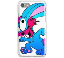 Happy Bunny Rabbit  iPhone Case/Skin