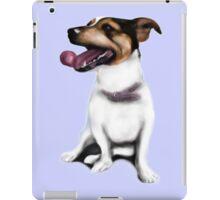 Smartie Jack Russell Terrier Design iPad Case/Skin