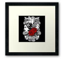 Rose Garden Framed Print