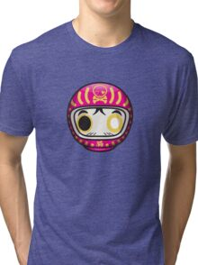 Mikoto's Baby Daruma  Tri-blend T-Shirt