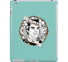 "Dexter- ""You Complete Me"" iPad Case/Skin"