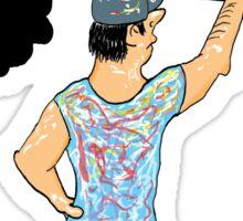 T-Shirt Painter !! Sticker