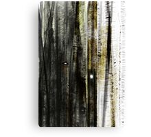 Lost in Woods No. 1 Canvas Print