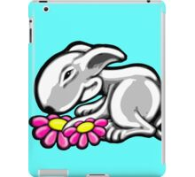 English Bull Terrier Daisy iPad Case/Skin