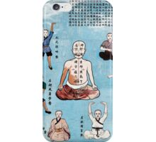 Qi Gong wall mural in China art photo print iPhone Case/Skin