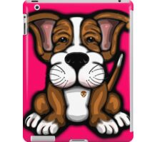 Puppy Cartoon Dog  iPad Case/Skin