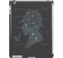 Print Analysis iPad Case/Skin