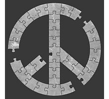 Puzzle Peace Photographic Print