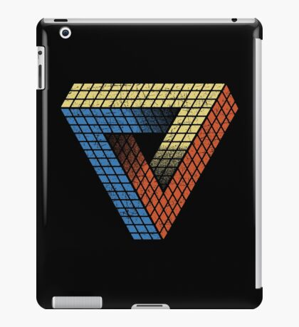 Penrose Puzzle iPad Case/Skin