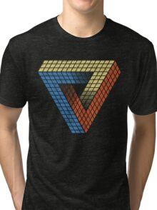 Penrose Puzzle Tri-blend T-Shirt