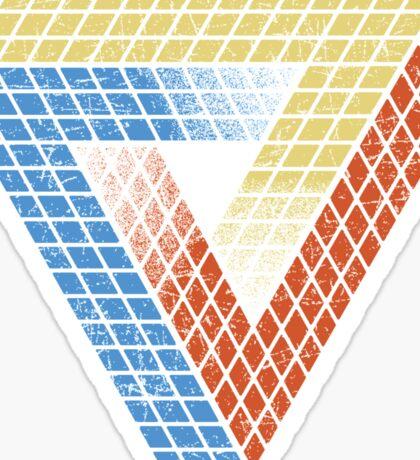 Penrose Puzzle Sticker