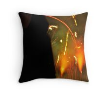 Mystery man  Throw Pillow